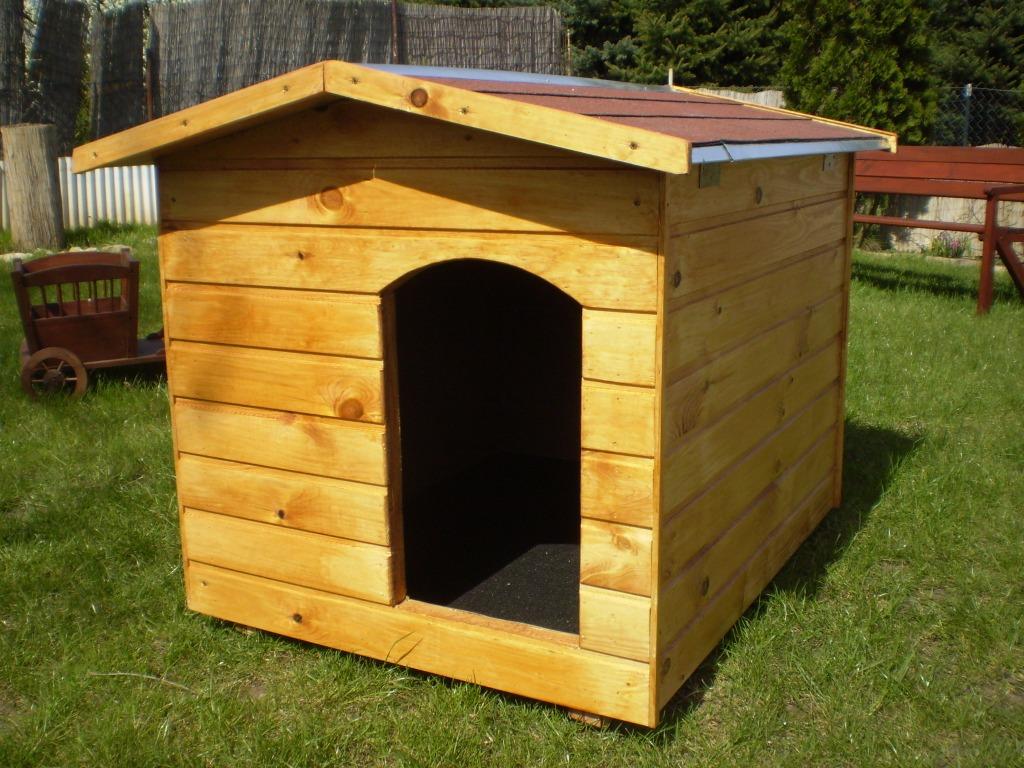 0214205e1dc4 Amerikai tetős kutyaházak   80X100 hőszigetelt kutyaház amerikai ...